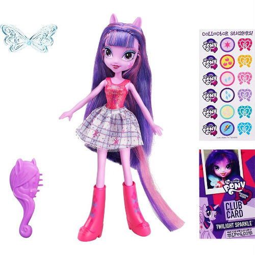 Hasbro - My Little Pony Equestria Girls Twilight Sparklee