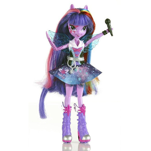Hasbro - My Little Pony Equstria Girls That Rock Twinkle Sparkle