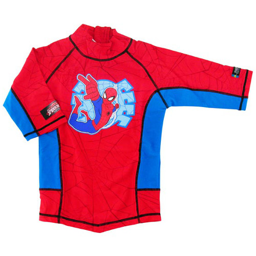 Tricou de Baie Spiderman 98-104, Swimpy