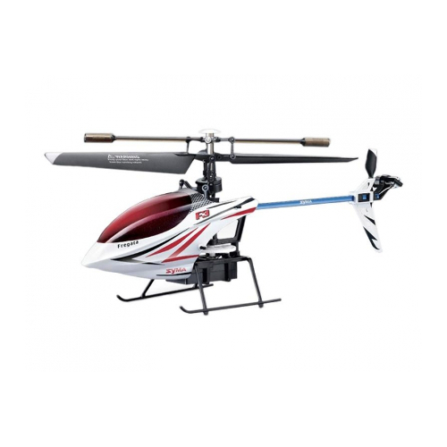 BigBoysToys - Elicopter cu Radiocomanda Syma cu 4 Canale si un Rotor