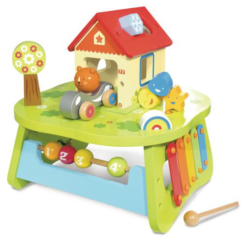 Centru de Joaca Activity Table, House of Toys