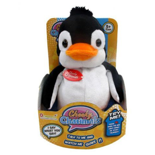 Prieten Obraznicel Pinguin, Chatimals