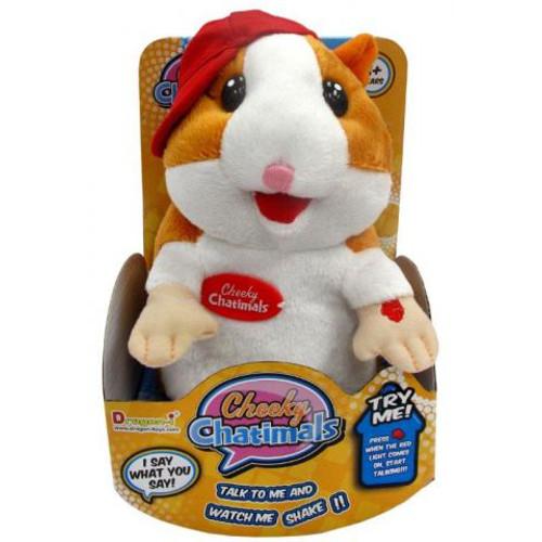 Chatimals - Prieten Obraznicel Hamster