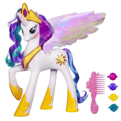 My Little Pony Printesa Celestia, Hasbro