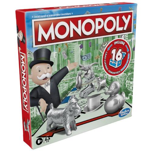 Joc de Societate Monopoly Standard, Hasbro