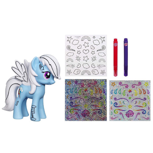 Hasbro - My Little Pony - Design Rainbow Dash
