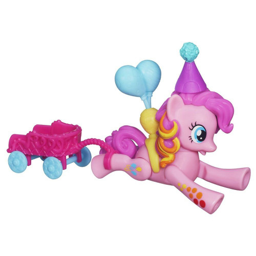 Hasbro - My Little Pony - Pinkie Pie Zoom and Go Party