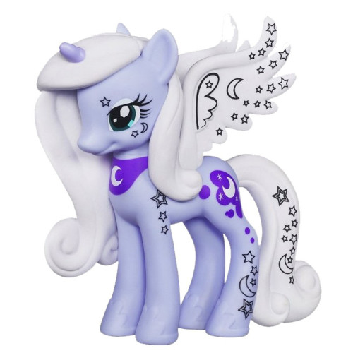 Hasbro - My Little Pony - Design Princess Luna