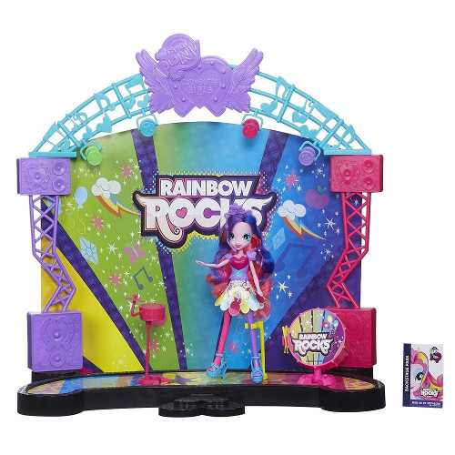 Hasbro - Set My Little Pony Equestria Girls Rockstar