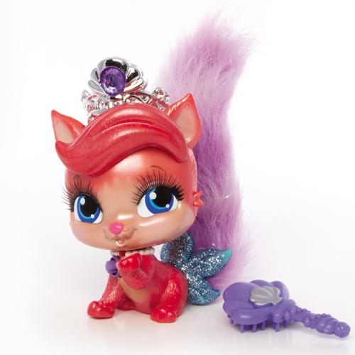 Figurina Pisicuta Treasure Interactiva, Disney Princess Palace Pets