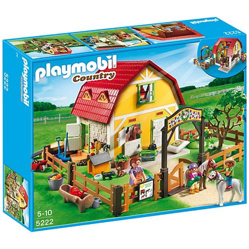 Pony Farm - Ferma Poneilor, Playmobil