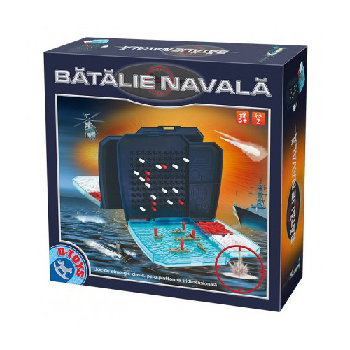 D-Toys - Joc Batalia Navala