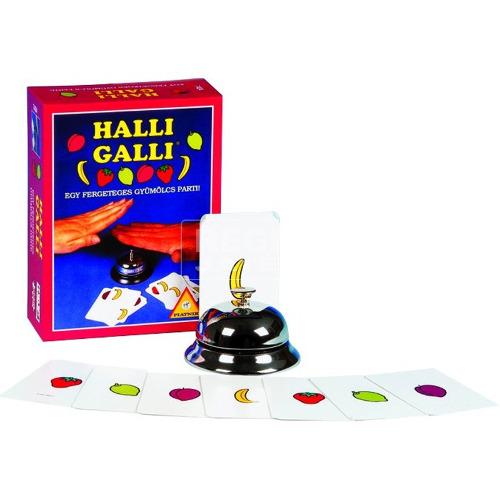 Joc Halli Galli, Piatnik