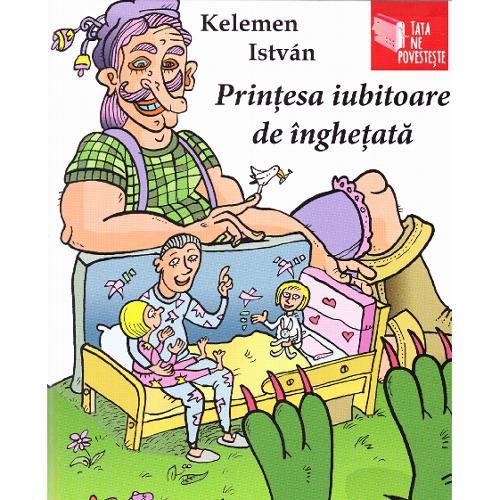 Printesa Iubitoare de Inghetata, Editura Aquila