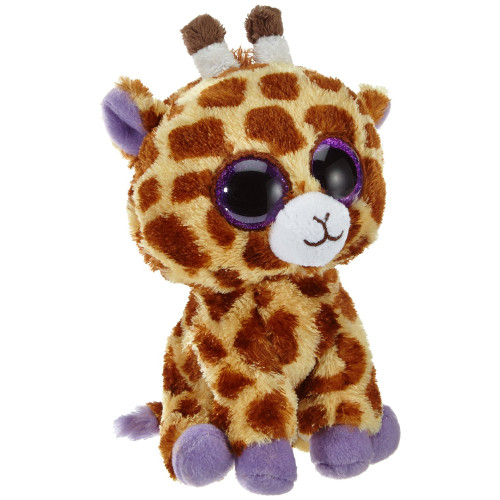 Ty - Plus Girafa Safari 15 cm