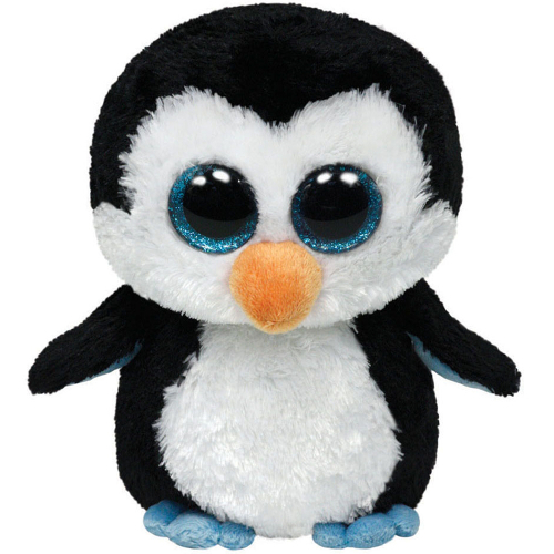 Plus Pinguinul Waddles 15 cm, Ty