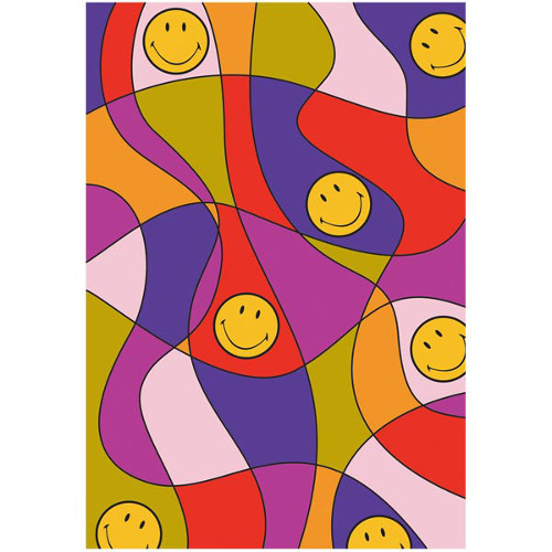 Covor Smiley Model 8815 140x200 cm, Disney Baby