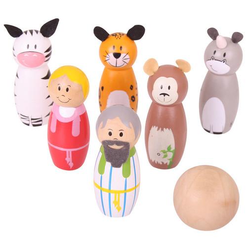 Set Popice - Arca Lui Noe, Bigjigs