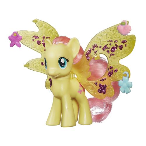 Hasbro - My Little Pony Fluttershy cu Aripi