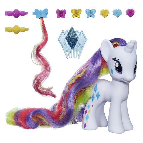 Hasbro - My Little Pony Rarity cu Accesorii