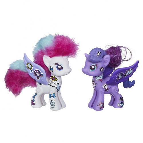 Hasbro - Set My Little Pony Pop Deluxe - Rarity si Printesa Luna