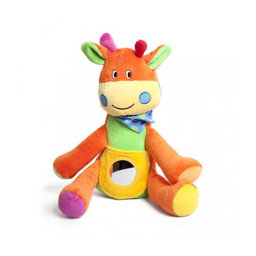 D-Toys - Jucarie din Plus Girafa Ziggy