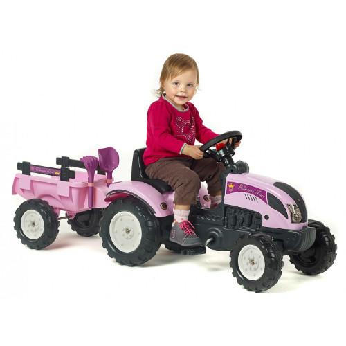Tractor Princess cu Remorca, Falk