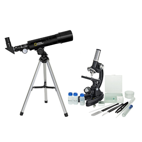 Set Telescop si Microscop, National Geographic