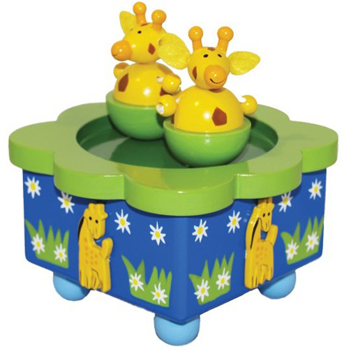 New Classic Toys - Cutie Muzicala Girafa
