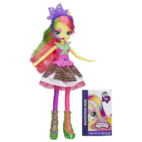Hasbro - My Little Pony Equestria Girls Fluttershy