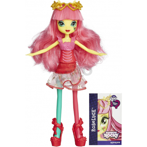 Hasbro - My Little Pony Equestria Girls Roseluck