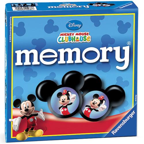 Jocul Memoriei Clubul lui Mickey Mouse, Ravensburger