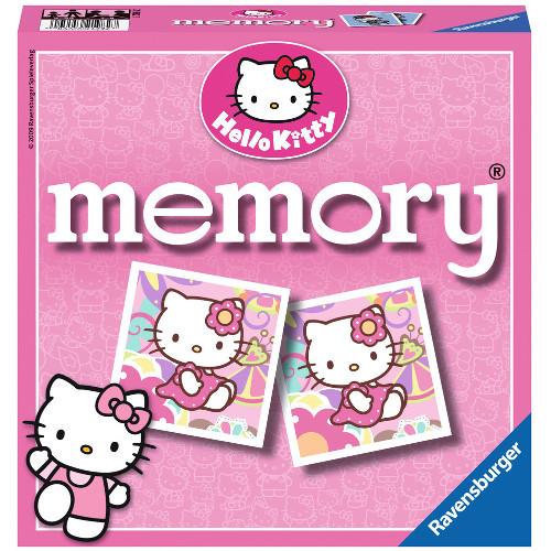 Jocul Memoriei Hello Kitty, Ravensburger
