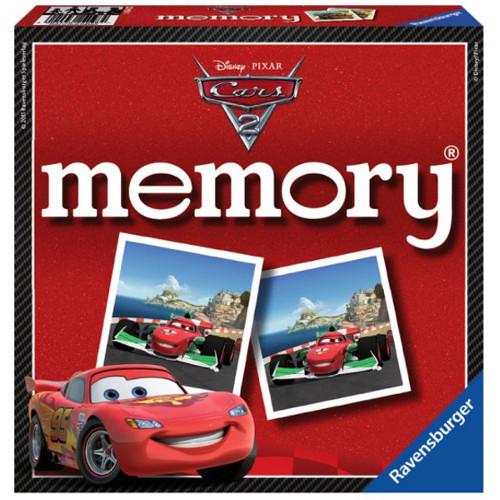 Jocul Memoriei Cars, Ravensburger