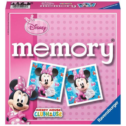 Jocul Memoriei Minnie Mouse, Ravensburger
