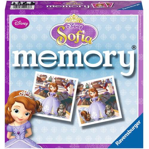 Jocul Memoriei Printesa Sofia, Ravensburger