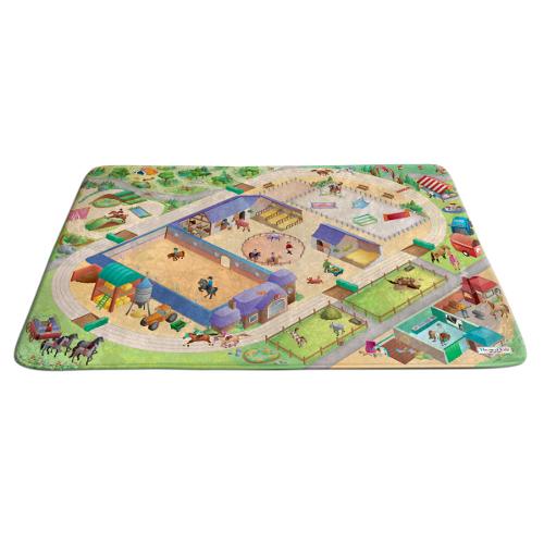Covoras de Joaca Ultra Soft Connect - Echitatie, House of Kids