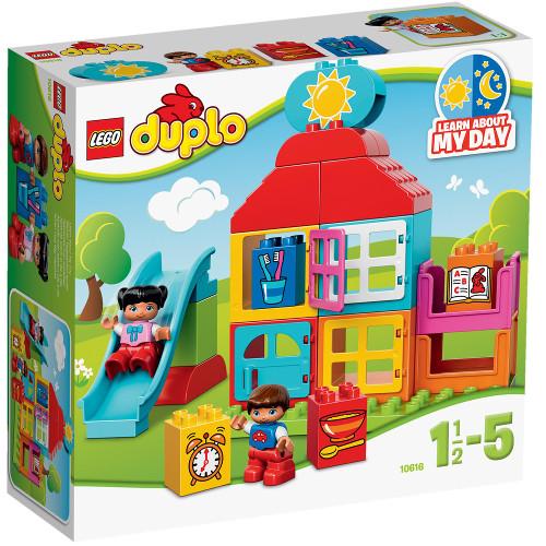 DUPLO - Prima Mea Casa de Joaca 10616, LEGO