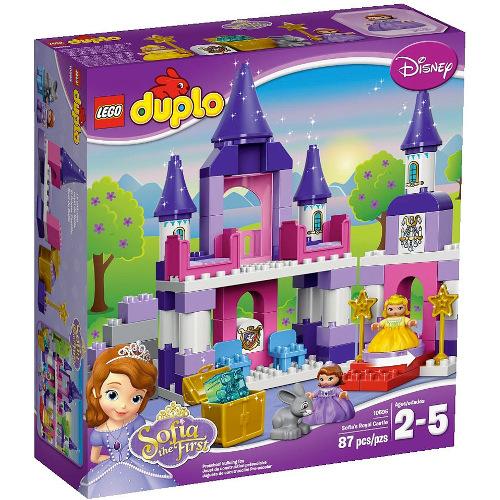 DUPLO - Castelul Regal al Sofiei Intai 10595, LEGO