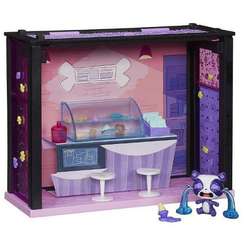 Littlest Pet Shop Cofetaria, Hasbro