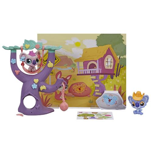 Littlest Pet Shop - Set Tematic Koala, Hasbro