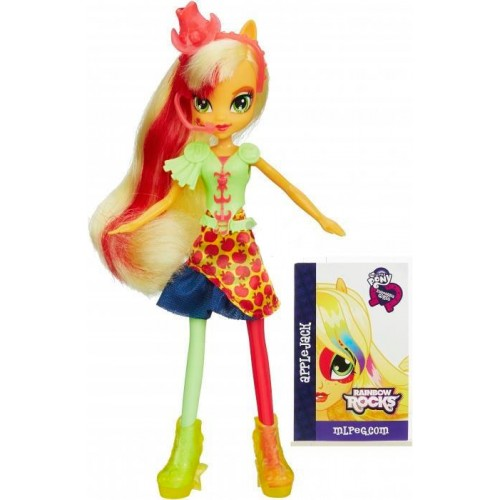 Hasbro - My Little Pony Equestria Girls Applejack