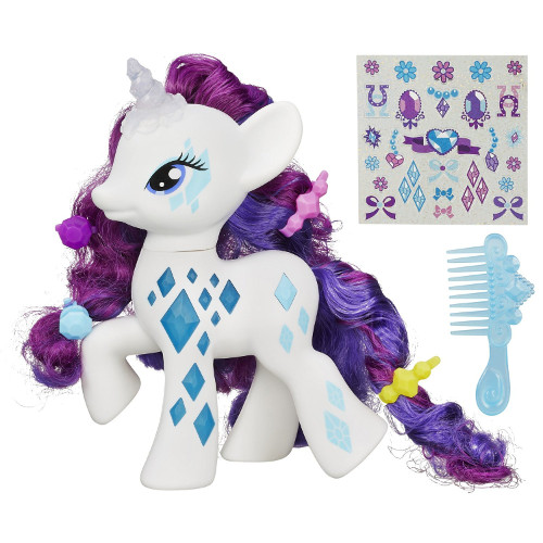 Hasbro - My Little Pony Cutie Rarity