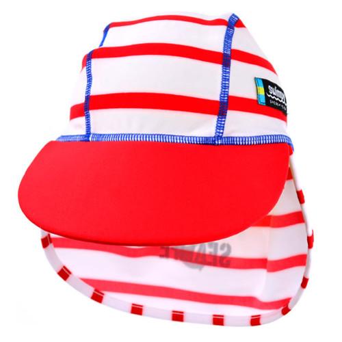 Sapca Copii SeaLife Red 2-4 ani Protectie UV, Swimpy