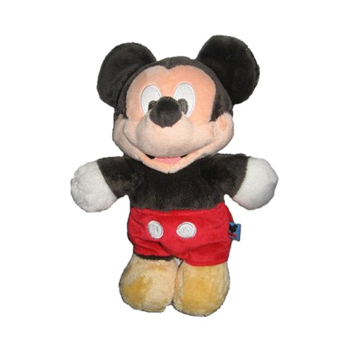 Mascota Flopsies Mickey Mouse 20 cm, Disney