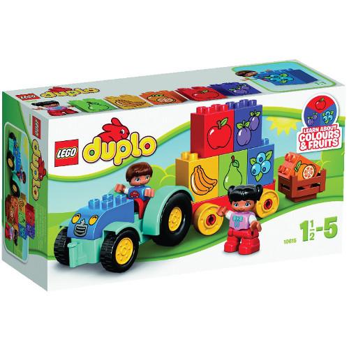 DUPLO - Primul Meu Tractor 10615, LEGO