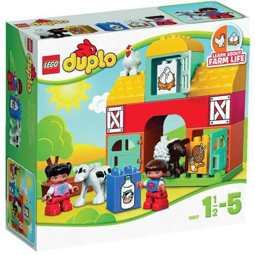 DUPLO - Prima Mea Ferma 10617, LEGO