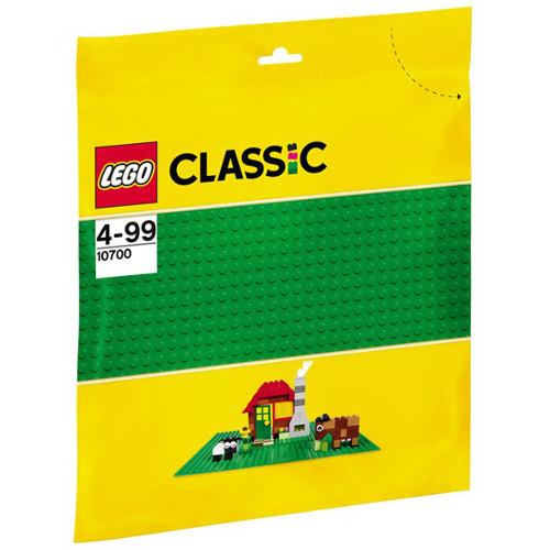 Classic - Placa de Baza Verde 10700, LEGO
