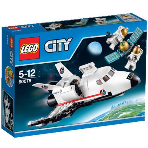 LEGO - City - Naveta Utilitara 60078