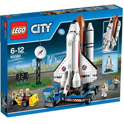 City - Port Spatial 60080, LEGO